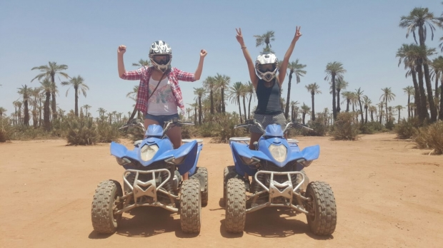 Quad Marrakech